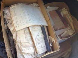 Documents that have not been preserved.